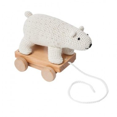 Ours à roulettes
