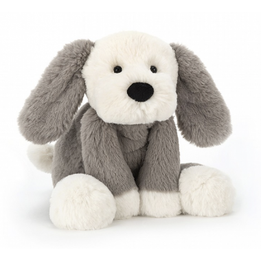 Puppy Smudge Jellycat - Medium