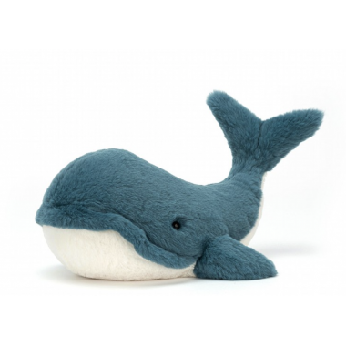 Wally la Baleine Jellycat -...