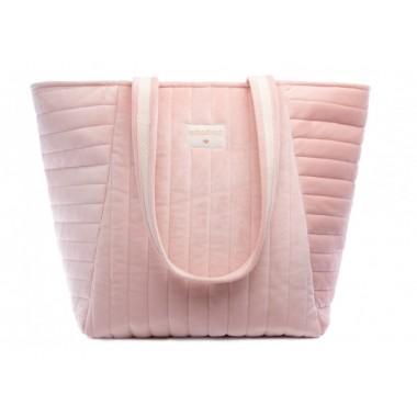 Sac à langer Velvet - Pink