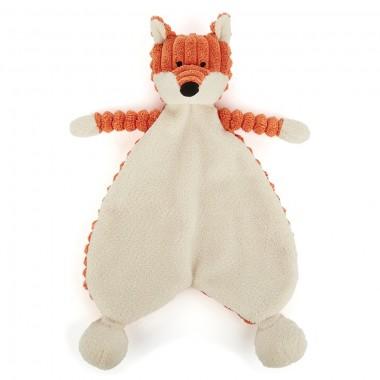 Doudou Baby Fox Cordy Roy