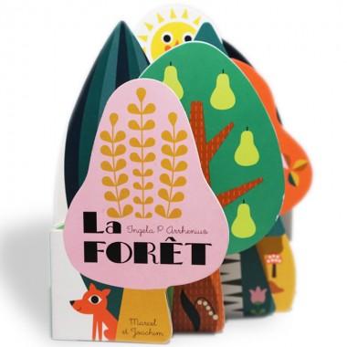 Petit imagier La Forêt