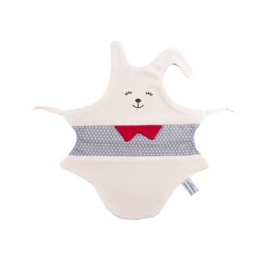 Doudou lapin So Frenchy-...