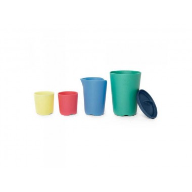 Tasses jouets Flexi Bath