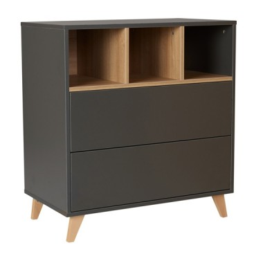 Commode Loft - Dark Grey