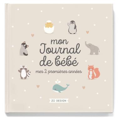 Journal de bébé - ZÜ papeterie