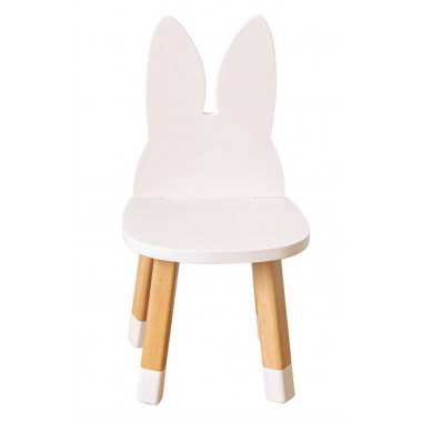 Mini chaise lapin rose...