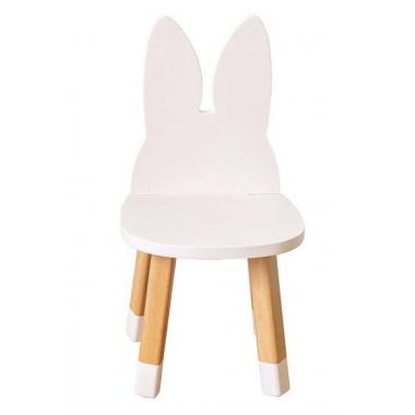 Mini chaise lapin rose...