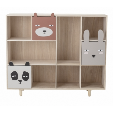 Bibliothèque Animals...