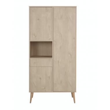 Armoire Natural Oak - 2 portes