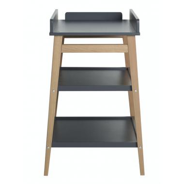 Table à langer Hip - Gris