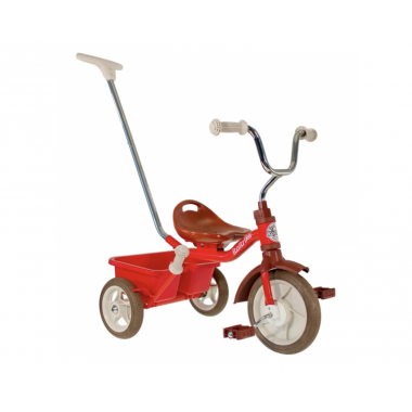 Tricycle passenger - Rouge