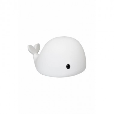 Veilleuse Lil'Baleine - Blanc