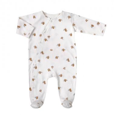 Pyjama en coton biologique...