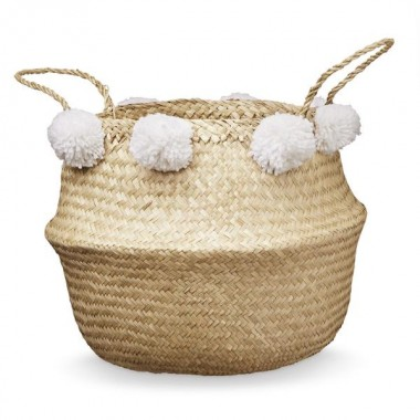 Panier Belly Basket - Blanc