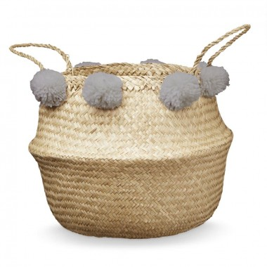 Panier Belly Basket - Gris