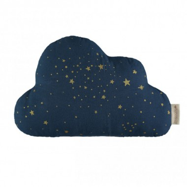 Coussin Cloud Gold Stella...