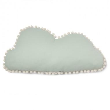 Coussin nuage Marshmallow Aqua
