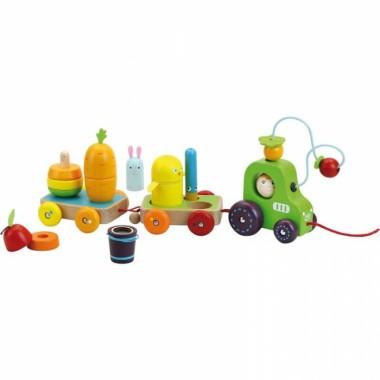Tracteur mutli-activités -...