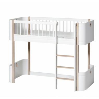 Lit Mezzanine Wood Mini+...